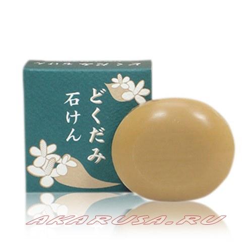 Мыло с dokudami