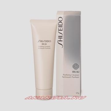 Средство для глубокого очищения кожи Shiseido Ibuki