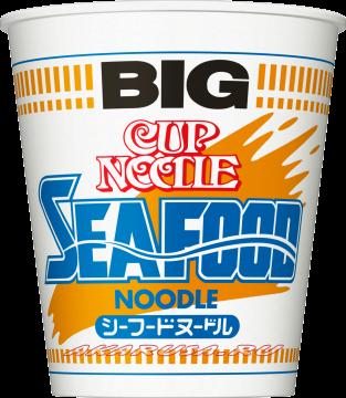Лапша быстрого приготовления 'Cup Noodle Seafood' (большая упаковка)