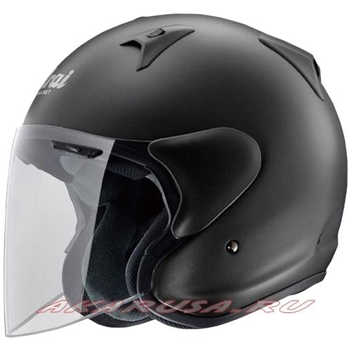 Мотоциклетный шлем SZ-G черный