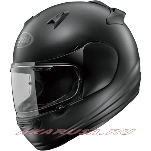Мотоциклетный шлем QUANTUM-J черный