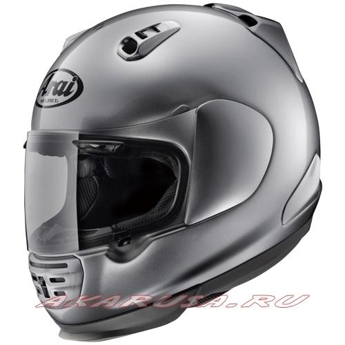 Мотоциклетный шлем RAPIDE IR серебристый