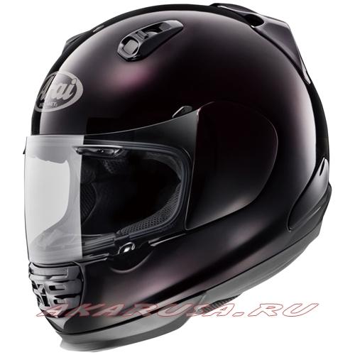 Мотоциклетный шлем RAPIDE IR темно-фиолетовый